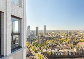 伦敦布莱克法尔公寓全新出租 一室一厨一卫