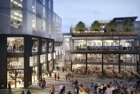 摩天塔豪华公寓项目 伦敦金融城旁边的豪华公寓