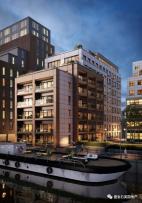 东岸公寓:38万镑起新金融城投资新盘