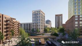 罗珂公寓:350万人民币入住西伦敦 城市绿洲里的通勤房