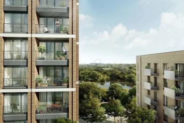亨登水岸:超值湖景房 房价涨幅两倍于伦敦平均水平