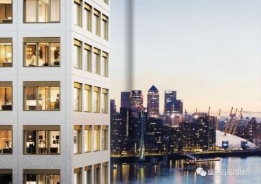 皇家码头公馆:40万镑入住伦敦第三金融城 地标型建筑绝美水景